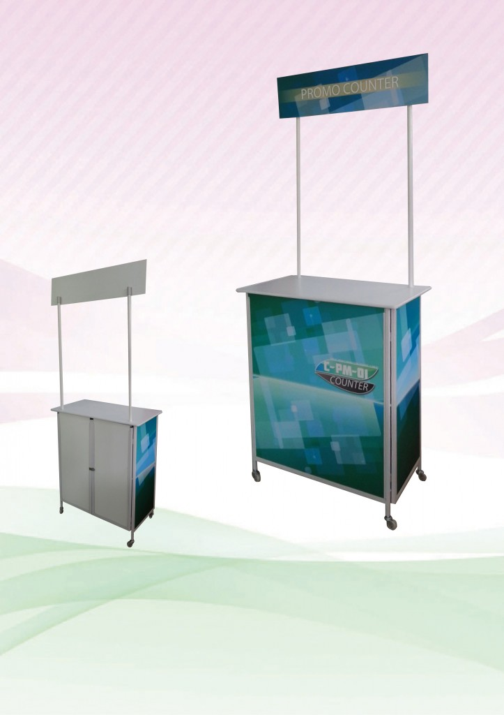 Mobile Counter (Metal) Large