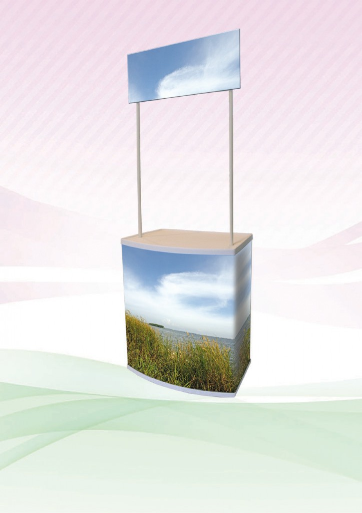 Promotion Counter (Plastic Type) Large