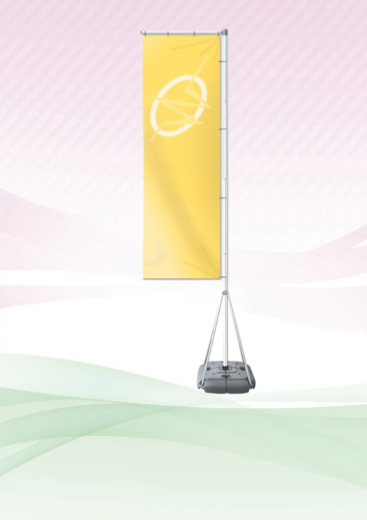 Giant Flag Pole (5 meter)